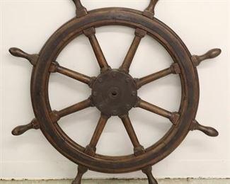 8. Ship's Wheel