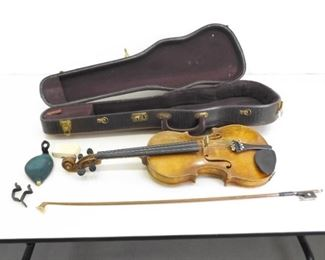 Antique Germany Ton-Klar Dancla William Lewis and Son #125 Violin and Bow