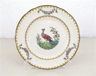 "RARE Late 1800's Copeland Spode 10.375"" Vienna Plate"