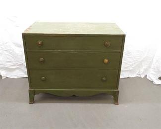 Mid Century NATURALLY Worn Cavalier Stow Away Cedar Dresser