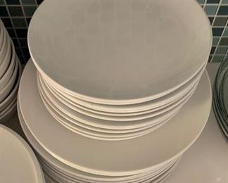 40+ Pc Contemporary Dinnerware set