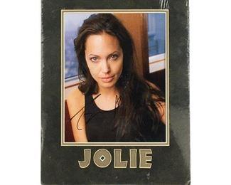 Angelina Jolie Autograph