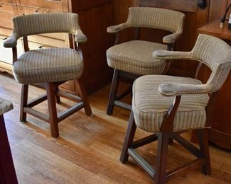 Four stools total