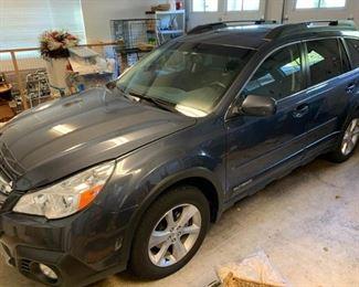 000g 2014 Subaru Legacy Outback Low Miles