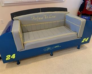 Love Seat custom made from the rear end of a car