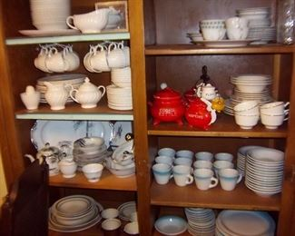 Vintage Dinnerware and Restaurant China