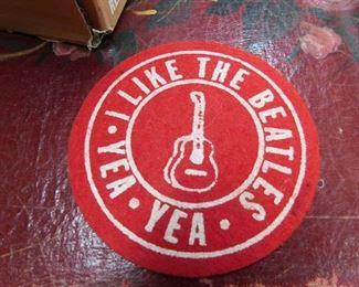 Vintage Beatles Patch