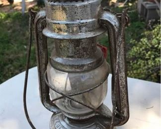 006 Fuerhand Hurricane Lantern Made in West Germany