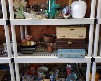 Vases, Plates, Jewelry Boxes, and More ! Vases, Plates, Jewelry Boxes, and More !
