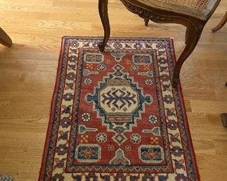 close up of upper carpet