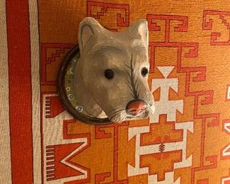 papier mache head