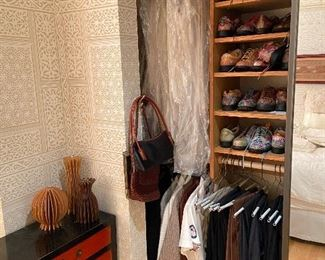 designer bags, Icon shoe collection and wonderful high uality bed linens