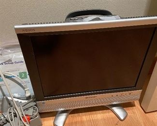 countertop tv for sale