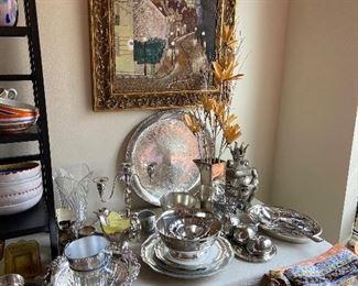 Art Messer Paris scene for sale