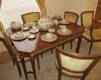 The Lenox China has been sold