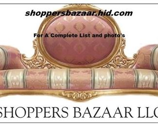 Shoppers Bazaar Estate Sale Site