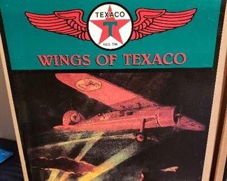 Wings of Texaco Air Express