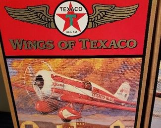 Wings of Texaco