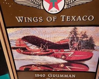 Wings of Texaco Grumman Goose