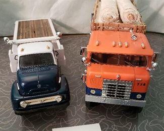Custom made vintage Trucks