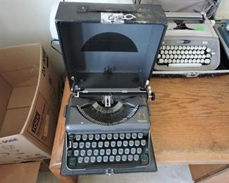 Imperial Companion manuel Typewriter