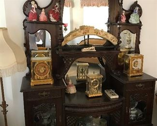Victorian lady's dressing Table