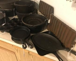 Old Iron Cookware