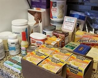 Weight loss supplements and food