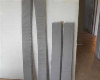 Endwall Bed Safety Bumper Set - Full https://ctbids.com/#!/description/share/341217