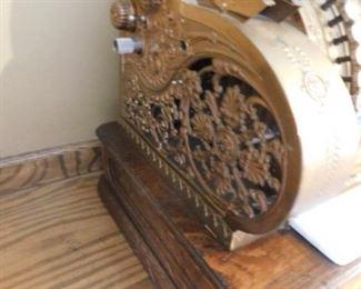 National Cash register Model 452 serial 1282746. Fully restored