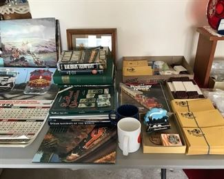 Table Of RR Items