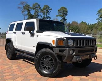 2007 Hummer H3 - selling with NO RESERVE - Bid NOW at: www.aikenvintage.com
