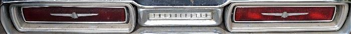 .Thunderbird Taillights .