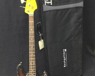 GGG001 Nash J Bass Guitar & Gig Bag