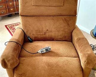 The Zero Gravity Lift Chair w/ Heat & Massage