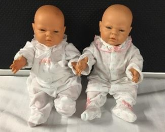 Vintage Berjusa Baby Dolls
