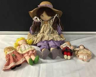 Doll by Pauline Bjonness-Jacobsen & More