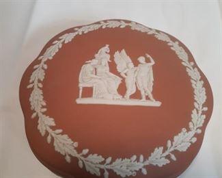Rare Wedgwood container