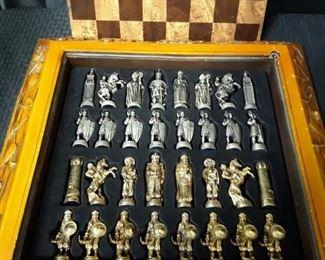 Vintage or Antique Chess set