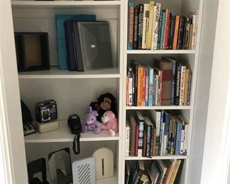 Cameras/Printers/Books