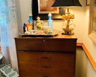 Mid Century Modern Dresser $100