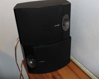 Bose 301v speakers