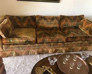 Mid Century Sofa in good condition.