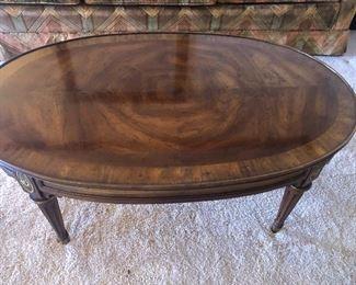 Vintage Dexel Heritage Coffee Table