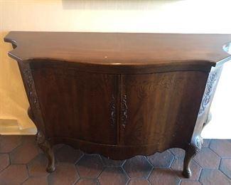 Vintage Drexel Heritage Side Table