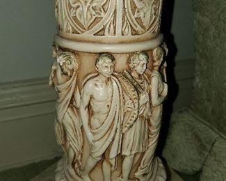 Marwal Greek Pedestal