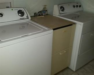 Waher & Dryer (very good condition)