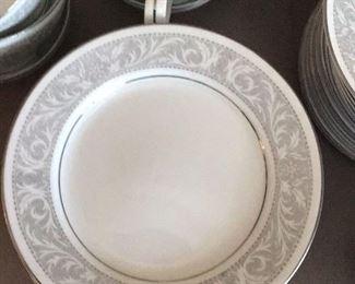 Gibson china set