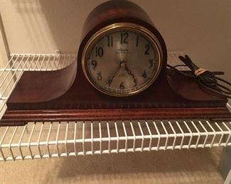 Revere Mantle Clock