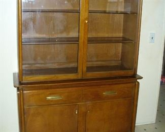 Drexel Projection China/server teak wood dated 6/58 very fine